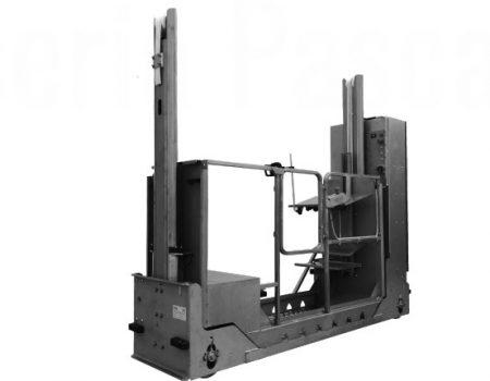 Samojezdny Hydrauliczny wózek do zbioru pieczarek