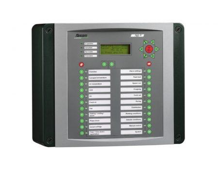 Компьютер Fancom 765e для климат-контроля на грибной ферме