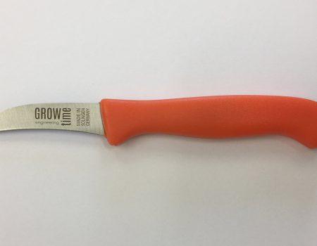 Нож для сбора грибов GROWTIME с красной рукояткой