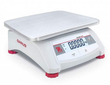 Компактные грибные весы OHAUS VALOR 1000 с большой платформой