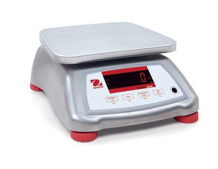Wodoodporna waga OHAUS VALOR 2000 w metalowej obudowie