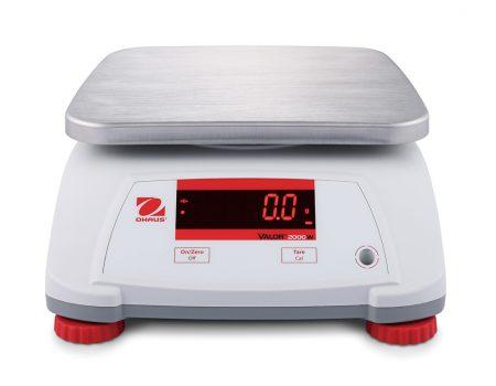 Wodoodporna waga do pieczarek VALOR 2000 w obudowie ABS