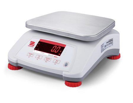Водонепроницаемые весы OHAUS VALOR 4000 в пластиковом корпусе