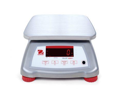 Wodoodporna waga OHAUS VALOR 4000 w metalowej obudowie