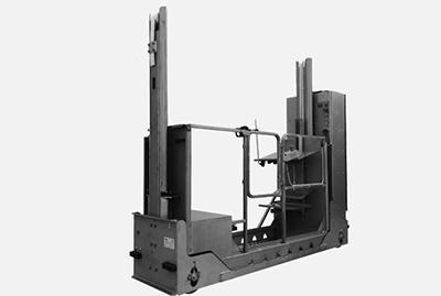 Hydrauliczny wózek do zbiory pieczarek serii PASCAL