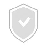 Wysokie bezpieczeństwo ikona